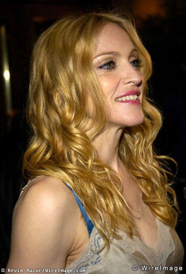Madonna visitó México el 29 y 30 de Noviembre del 2008