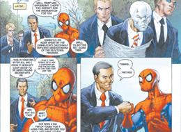 parte del comic