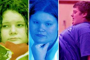 Jóvenes obesos