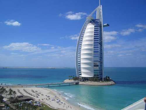 El Sindicato de Deliverys Argentinos compró el hotel Burj Al Arab