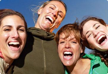 Reír mantiene sano y de buen humor al organismo